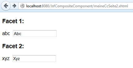 JsfCompositeComponent2-Webseite